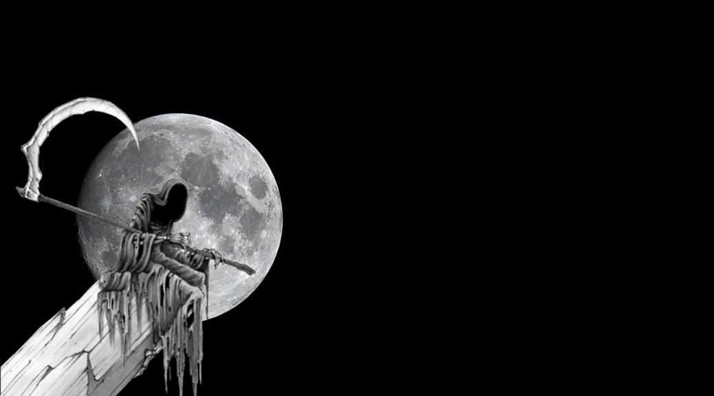 la-morte,-morte,-luna-piena,-falce