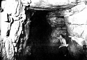 Camera sotterranea nella vallata dell'Hudson