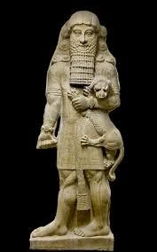 statua di Gilgamesh