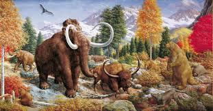 Fauna del Pleistocene