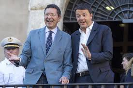 Ignazio Marino e Renzi