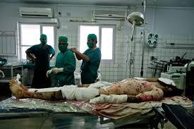 Chirurghi Emergency all'opera