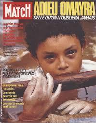 La storia di Omayra sulle riviste