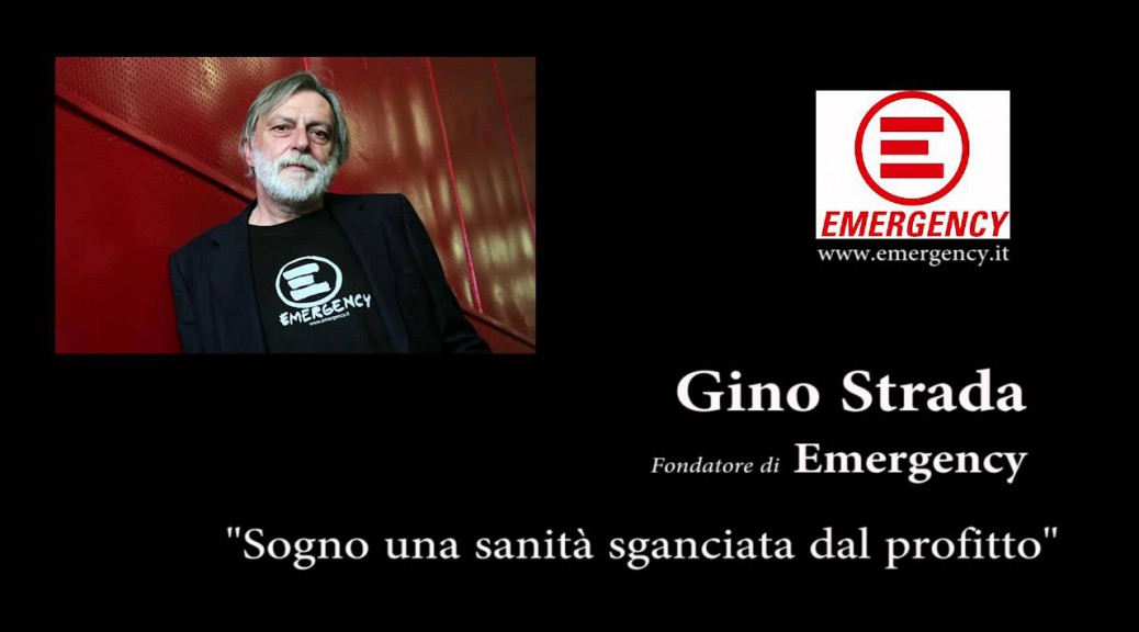Gino Strada Emergency