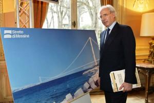 Pietro Ciucci e il Ponte di Messina