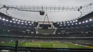 Stadio Delle Alpi, costruito nel 1989, demolito nel 2008, costato 226 miliardi di lire