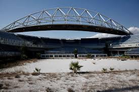 Stadio abbandonato di Atene 2004