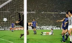 Il gol di tardelli a Bilbao