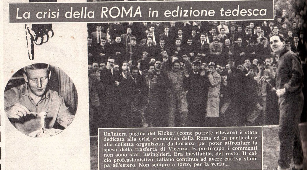 La crisi della Roma in edizione tedesca