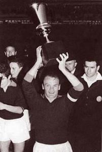 La prima Coppa Italia