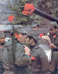 Rivoluzione dei garofani rossi
