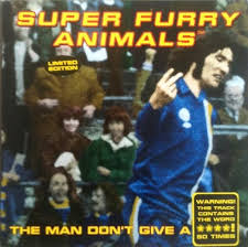 La copertina del disco dei Super Furry Animals