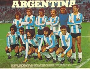 Carrascosa capitano dell'Argentina