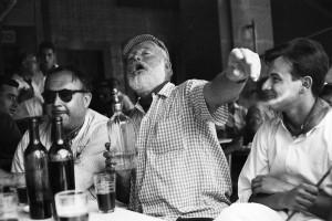 "Hemingway,altro artista ""dannato"""