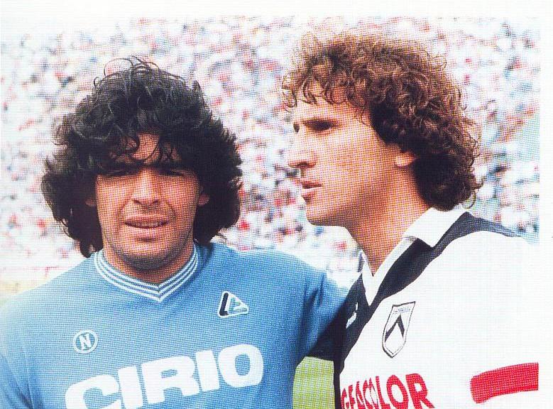 Maradona-contro-Zico