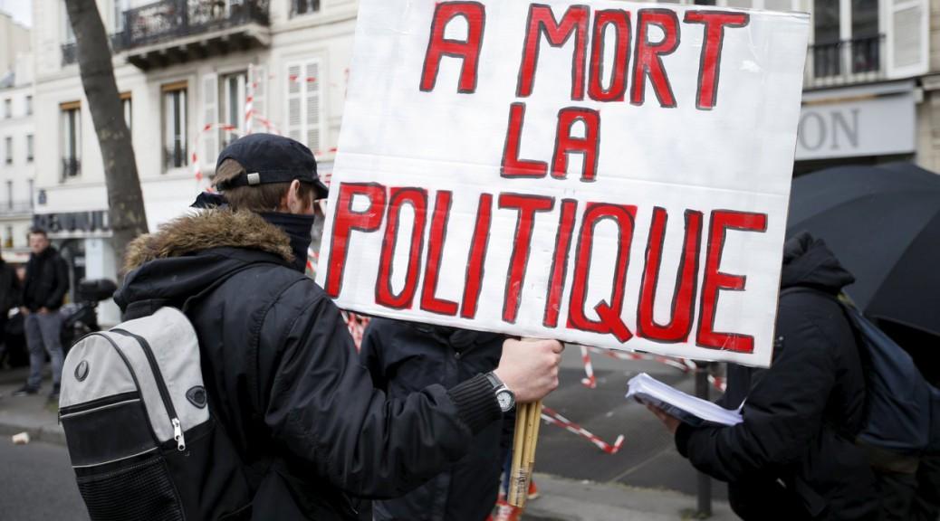 Francia protesta